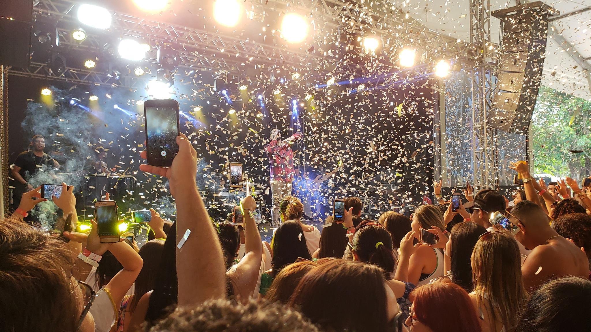 Atração Musical em evento - Dilsinho