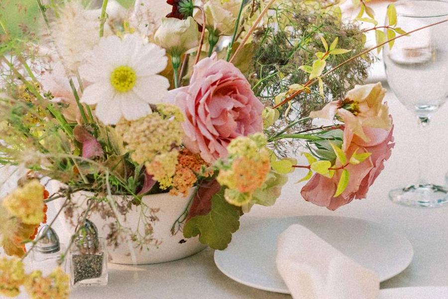 Festa de Casamento civil - almoço e jantar